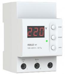 RBUZ V1 вольтметр