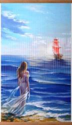 Алые паруса - греющая инфракрасная, настенная картина гибкая