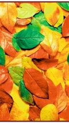 Листья - греющая инфракрасная, настенная картина гибкая